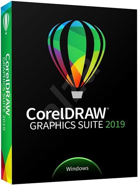 CorelDRAW Graphics Suite 2019 WIN BOX - Grafický software