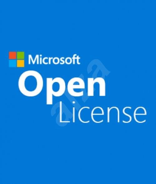 1 RDS klient pro Microsoft Windows Server 2019 Standard Core Edition OLP USER CAL (elektronická lice - Klientské licence pro server