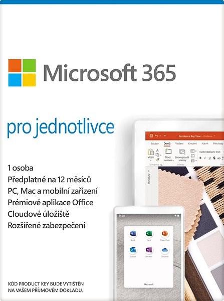 Microsoft 365 Personal (elektronická licence) - Kancelářský software