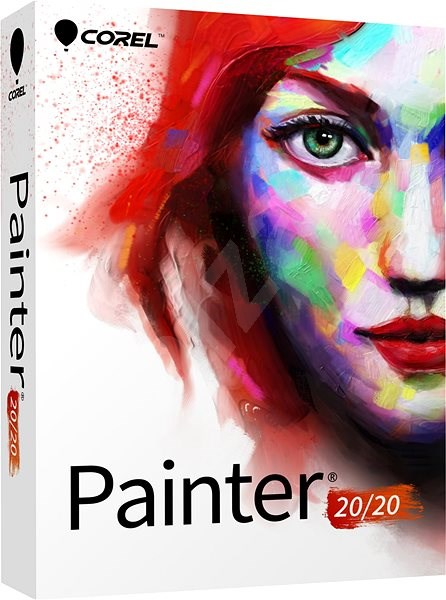 Painter 2020 ML (BOX) - Grafický software