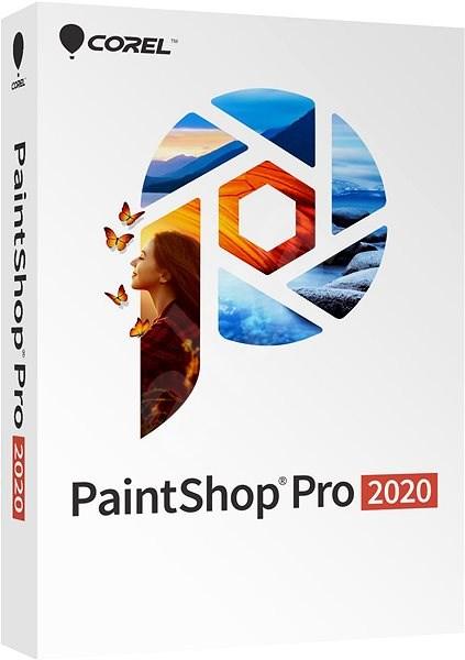 PaintShop Pro 2020 Corporate Edition (elektronická licence) - Grafický software