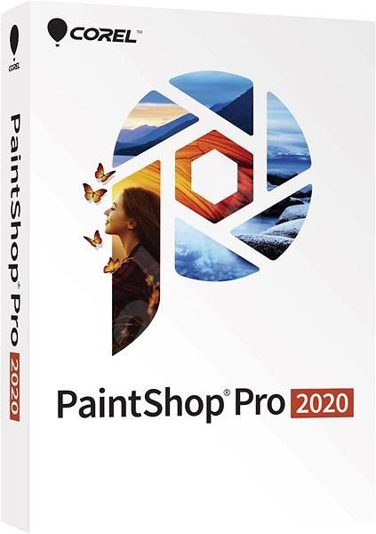 PaintShop Pro 2020 Mini Box EN (BOX) - Grafický software