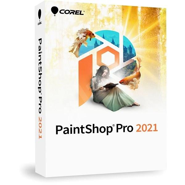 PaintShop Pro 2021 ML (elektronická licence) - Grafický software