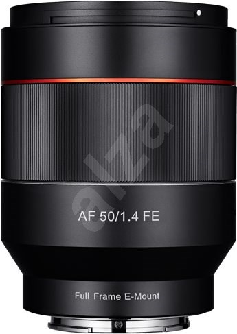 Samyang AF 50mm f/1.4 Sony FE - Objektiv