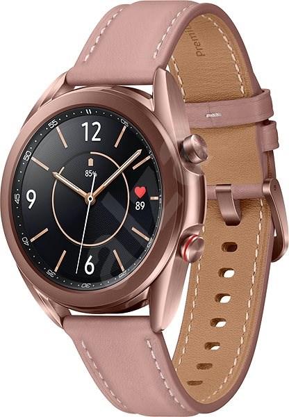 Samsung Galaxy Watch 3 41mm bronzové - Chytré hodinky