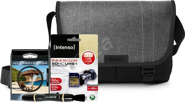 Nikon Starter Kit 55mm - 32GB - Příslušenství