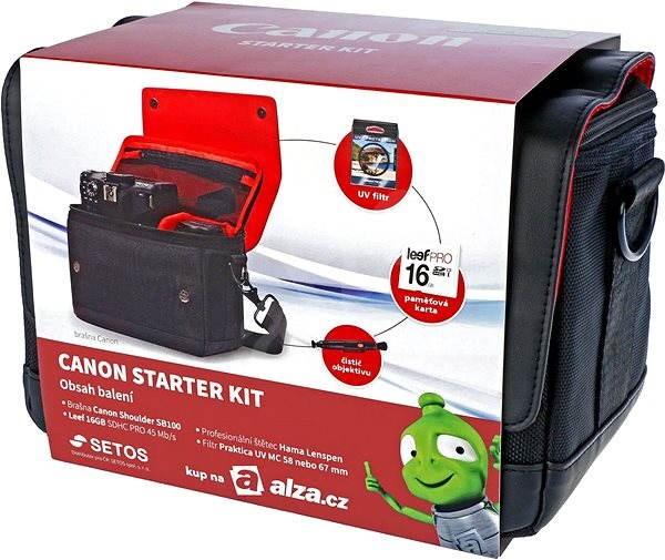 Canon Starter Kit - 58mm - Příslušenství