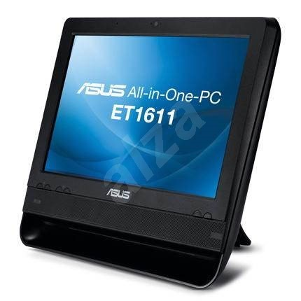 ASUS EEE TOP ET1611PUT černý s Windows 7 Home Premium - All In One PC