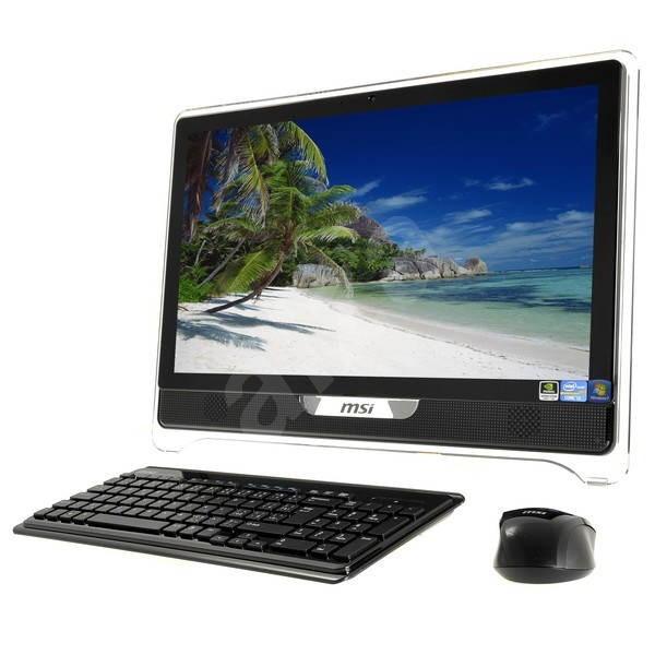 MSI WIND TOP AE2210-010CS černý - All In One PC