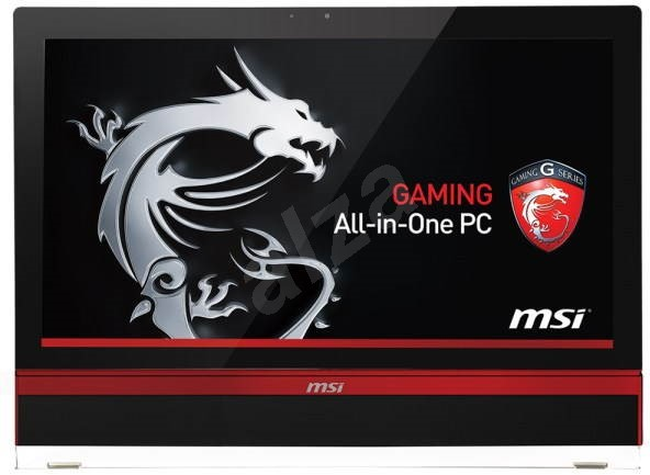 MSI WIND TOP AG2712A-015EU Touch Red-Black - All In One PC