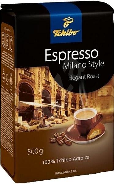 Tchibo Espresso Milano, 500 g, zrnková x 8 - Káva
