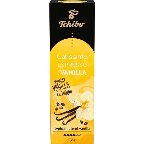 Tchibo Cafissimo Espresso Vanilla 70g - Kávové kapsle