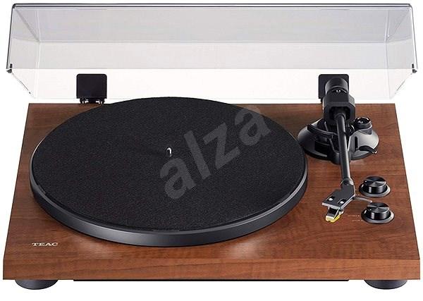 Teac TN-280BT walnut - Gramofon