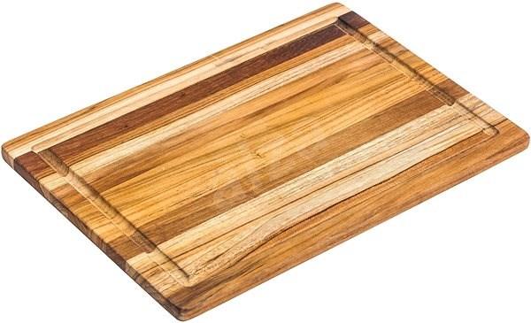 TEAK HAUS 405 Krájecí deska 40x27,9x1,4cm - Krájecí deska