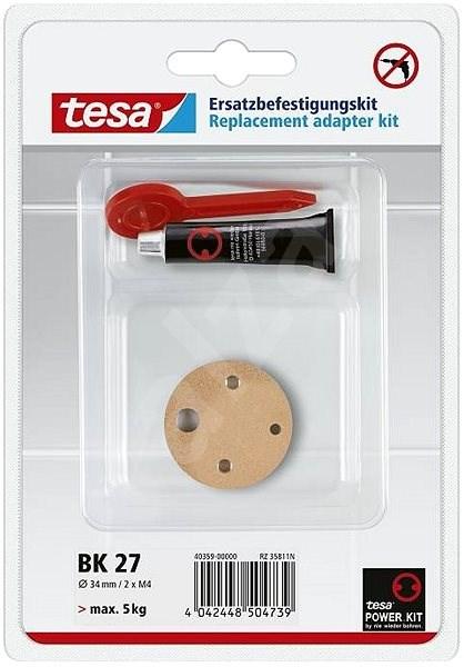 tesa® Spare Fixing Kit BK27 - Assembly Kit