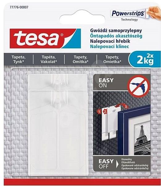 Tesa Adhesive Nail for Wallpaper and Plaster 2kg - Hook