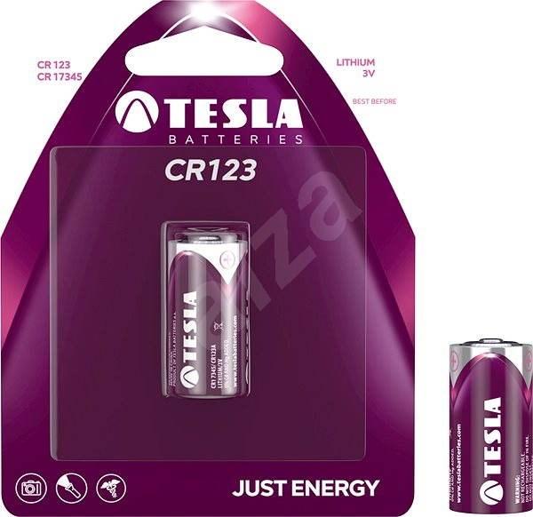 Tesla Batteries CR17345 1ks - Jednorázová baterie