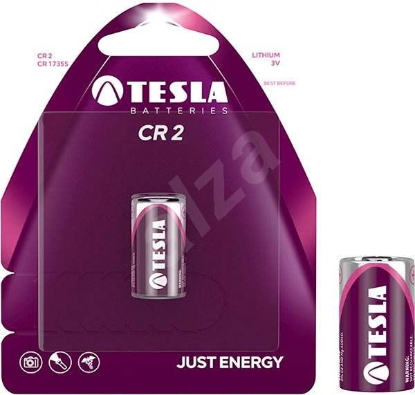 Tesla Batteries CR2 1ks - Jednorázová baterie