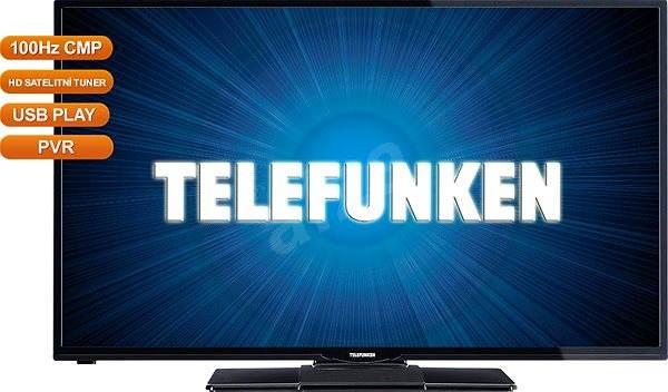 "42"" TELEFUNKEN T42FX275LPBS2  - Televize"