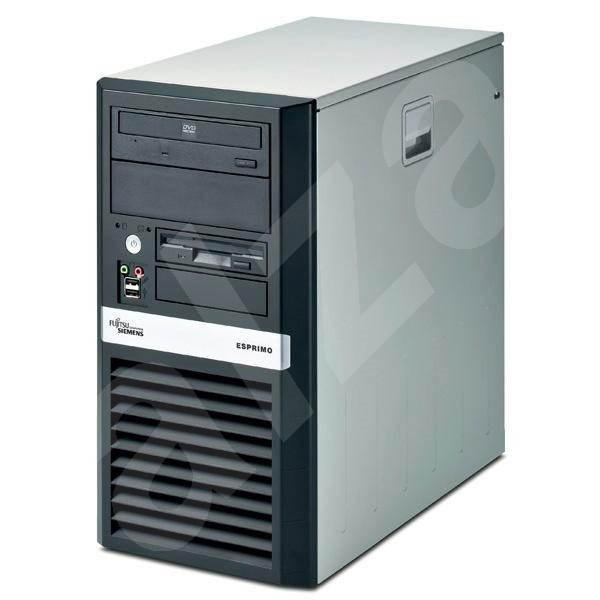 Fujitsu-SIEMENS ESPRIMO P2520/ C 440/ 1GB/ 80GB 7.2k/ DVD/ VIS BU+XP Pr - Počítač