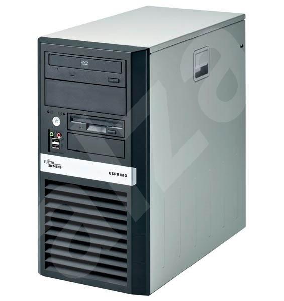 Počítačová sestava Fujitsu-SIEMENS ESPRIMO P3500 - Počítač