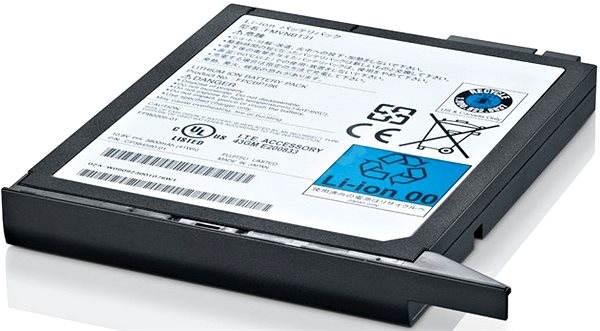 Fujitsu do Multibay pro H710, E751, E752, E781, E782, S751, S752, S781, S782, T730, T731 - Přídavná baterie
