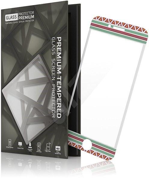 Tempered Glass Protector 0.3mm pro iPhone 6/6S, Obrázkové, CT05 - Ochranné sklo