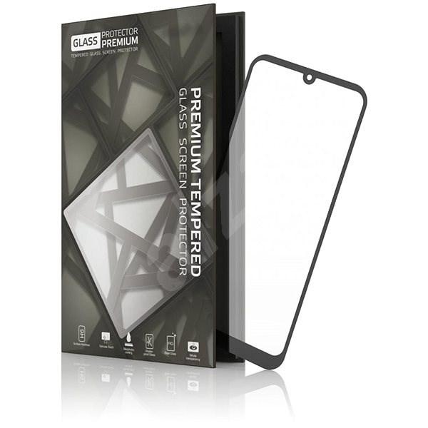 Tempered Glass Protector Rámečkové pro Xiaomi Redmi Note 7 Černé - Ochranné sklo