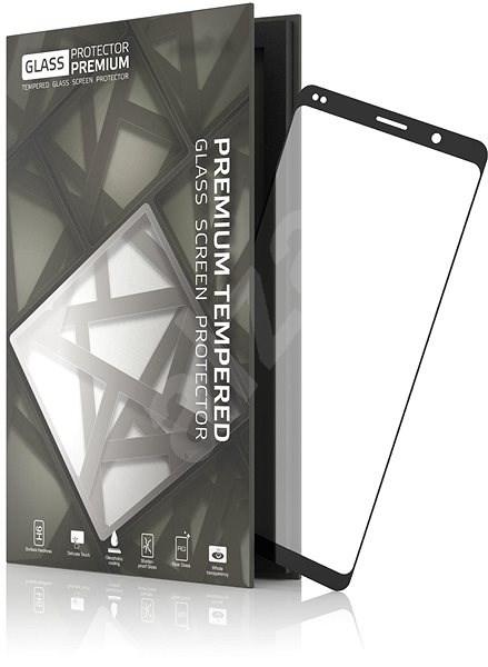 Tempered Glass Protector Rámečkové pro Nokia 9 PureView - Ochranné sklo