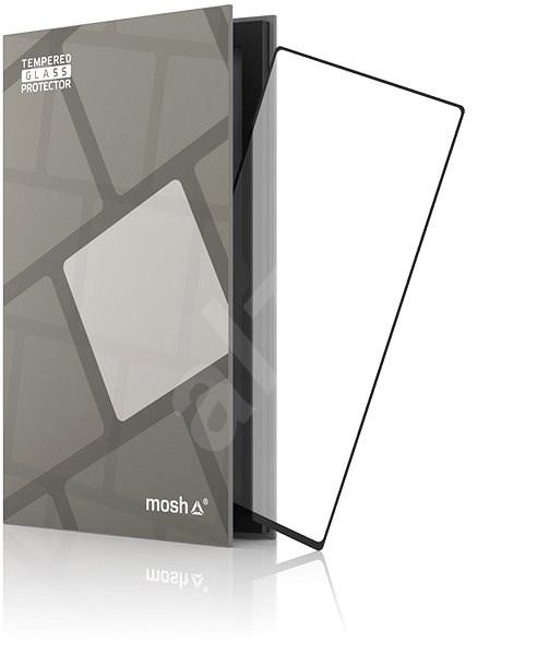 Tempered Glass Protector pro Samsung Galaxy Note10+ - 3D GLASS, Černé - Ochranné sklo