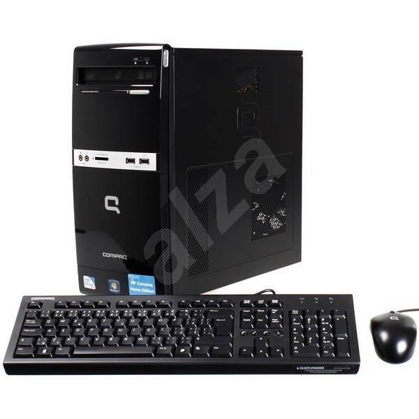 HP Compaq 500B Microtower - Počítač