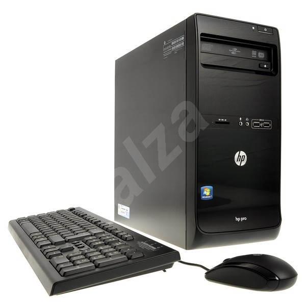 HP Pro 3400 Microtower - Počítač