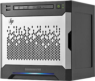 HPE ProLiant MicroServer Gen8 - Server