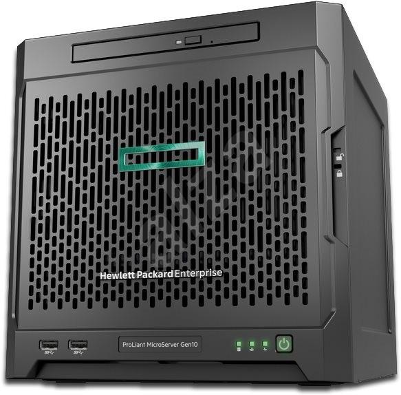 HPE ProLiant MicroServer Gen10 - Server