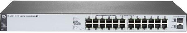 HPE 1820 24G PoE+ (185W) - Switch