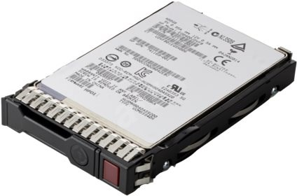 "HPE 2.5"" SSD 480GB 6G SATA Hot Plug - Serverový disk"