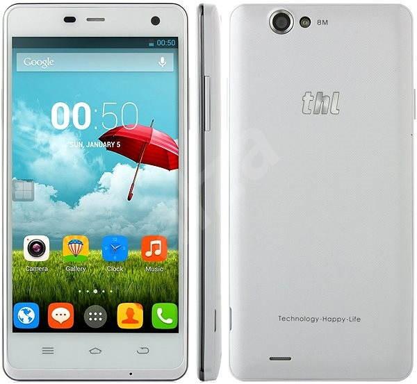 THL 4400 White Dual SIM - Mobilní telefon