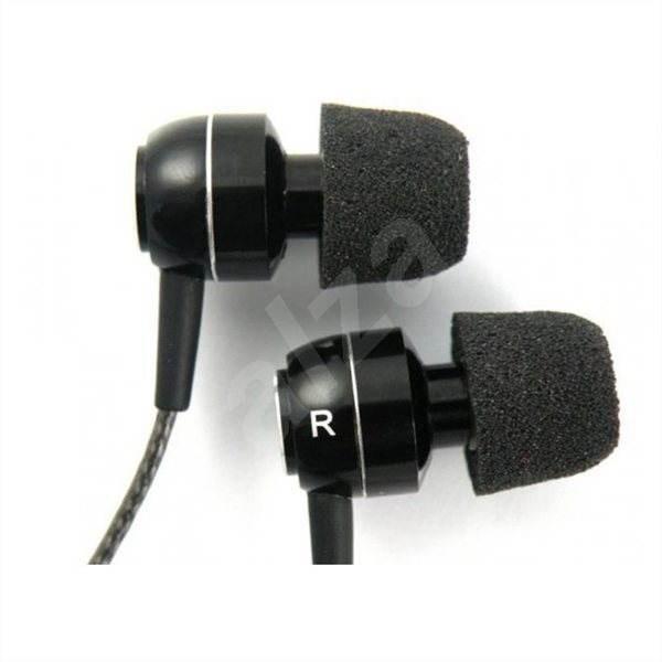 BrainWavz M4 Mic - Sluchátka