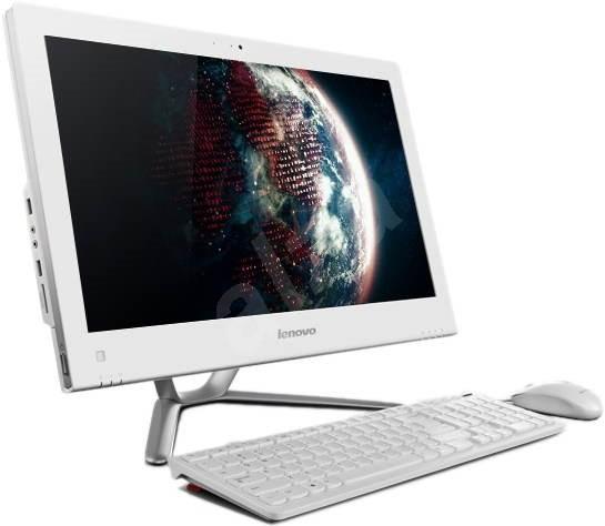 Lenovo IdeaCentre C440 White - All In One PC