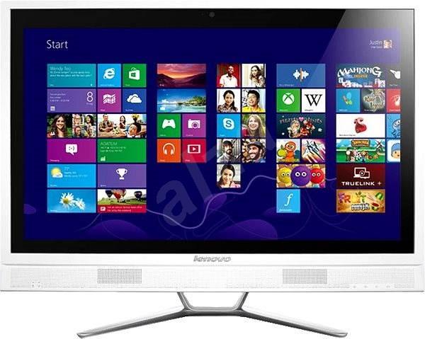 Lenovo IdeaCentre C560 White - All In One PC