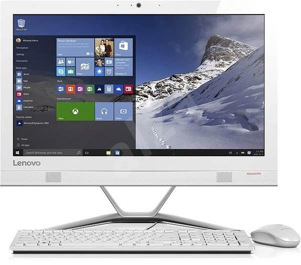 Lenovo IdeaCentre 300-23ISU White - All In One PC