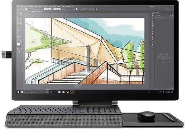 Lenovo Yoga A940-27ICB Iron Grey - All In One PC