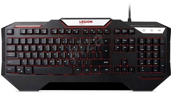 Lenovo Legion K200 CZ - Herní klávesnice