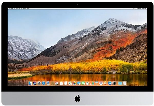 "iMac 27"" EN Retina 5K 2017 s VESA adaptérem - All In One PC"