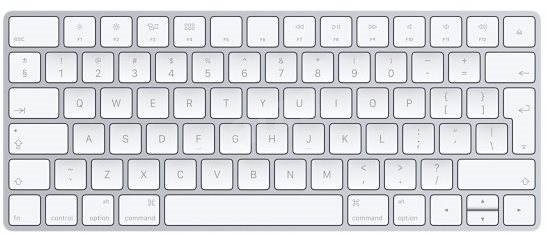 Magic Keyboard SK Layout - Klávesnice