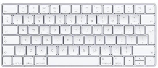 Magic Keyboard International Layout - Keyboard