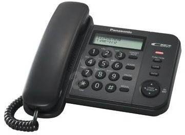 Panasonic KX-TS560FXB - Telefon pro pevnou linku