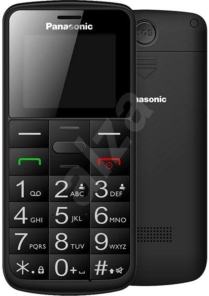 Panasonic KX-TU110EXB černá - Mobilní telefon