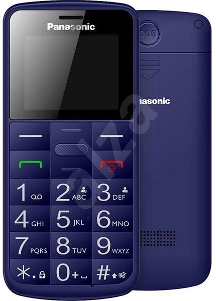 Panasonic KX-TU110EXC modrá - Mobilní telefon
