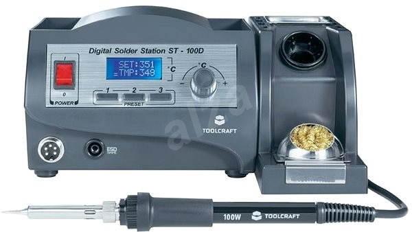Toolcraft ST-100D - Pájecí stanice